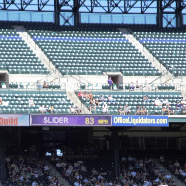 Purple Seats