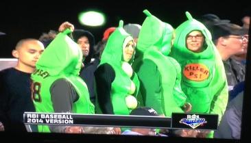 Killer Peas