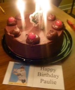 Paulie Cake