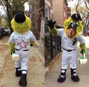 Southpaw Haloween Costume