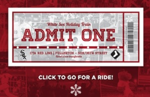 Holiday Train Ticket