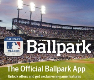 MLB Ballpark Home Page