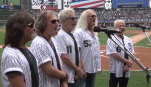 REO Singing Anthem