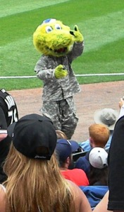Southpaw in Fatigues