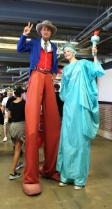 Tall Folk