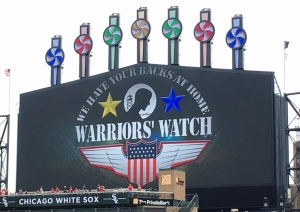 Warriors Watch